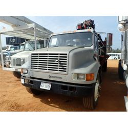 1992 INTERNATIONAL  Garbage / Sanitation Truck