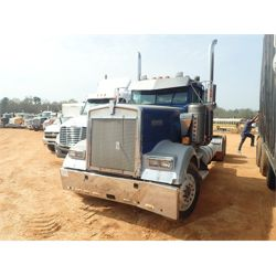 KENWORTH T800 Day Cab Truck
