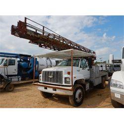 1995 GMC KODIAK Bridge Inspection / Ladder Truck