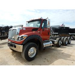 2012 INTERNATIONAL 7600 WORK STAR Cab and Chassis Truck