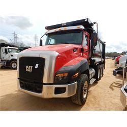 2014 CAT CT660S Dump Truck