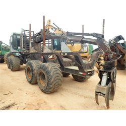 2005 TIMBER PRO TF810F Forwarder