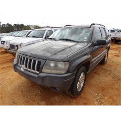 2004 JEEP Grand Cherokee Laredo Car / SUV