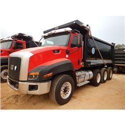 2014 CATERPILLAR CT660S Dump Truck