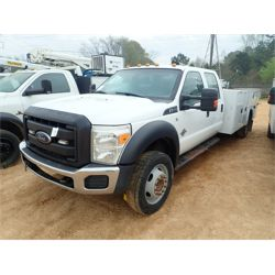 FORD 2014 F550 Service / Mechanic / Utility Truck