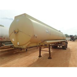 MOVED TO RING 3 - Specialty Tank Trailer