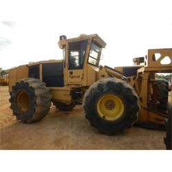 TIGERCAT 720E Feller Buncher