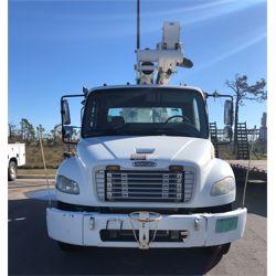 2010 FREIGHTLINER M2 Boom / Bucket / Crane Truck