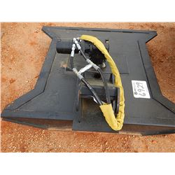 Hydraulic Brush cutter
