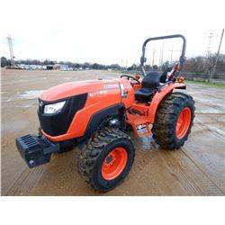 2019 KUBOTA MX5800D Farm Tractor
