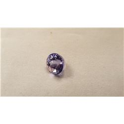 4.04ct Violet Blue Tanzanite Gemstone