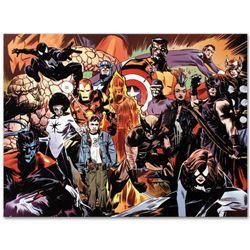 Marvel 1985 #6 by Marvel Comics