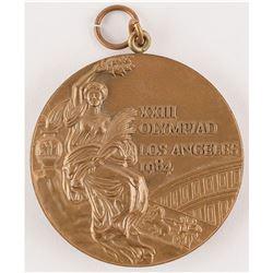 Los Angeles 1984 Summer Olympics Unawarded Bronze Winner's Medal