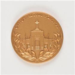 Los Angeles 1984 Summer Olympics Volunteer Medal
