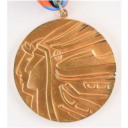 Calgary 1988 Winter Olympics Gold Winner's Medal