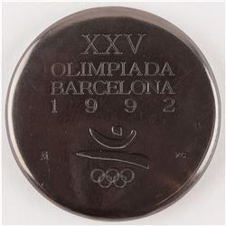 Barcelona 1992 Summer Olympics Participation Medal