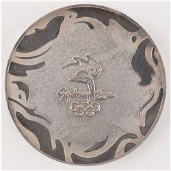 Sydney 2000 Summer Olympics Participation Medal