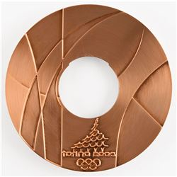 Torino 2006 Winter Olympics Bronze Winner's Medal