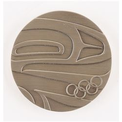 Vancouver 2010 Winter Olympics Participation Medal