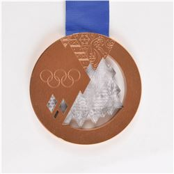 Sochi 2014 Winter Olympics Bronze Winner's Medal