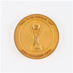 2015 FIFA U-20 World Cup Medal