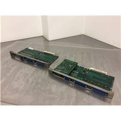 (2) Mitsubishi QX531B PLC Board