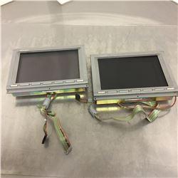 (2) Mitsubishi 4MB531A Operator Screen