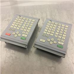 (2) Mitsubishi 4MB535A Operator Keypad