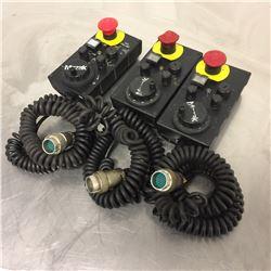 (3) Tosoku HS Manual Pulse Generator