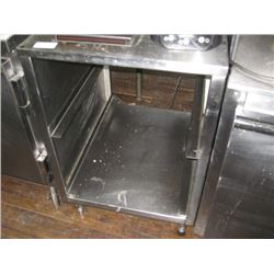 23 INCH STAINLESS STAND