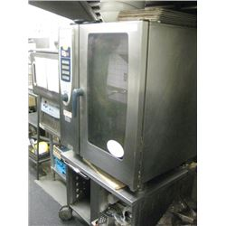 RAITIONAL COMBI OVEN STEAMER WITH STAND