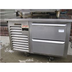 TRAULSEN REFRIGERATED DRAWERS 36 INCH