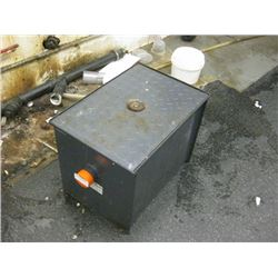 USED GREASE TRAP