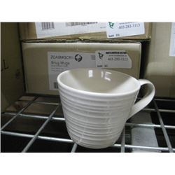 Art De Cuisine Snug Mug 12oz Cream (6/cs) - CHURCHILL