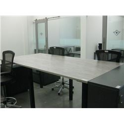 4X8 FT STOOL HEIGHT WORK SURFACE
