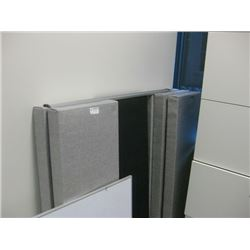MISC OFFICE DIVIDERS