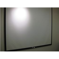 POWER ELECTRIC DA-LITE PROJECTION SCREEN