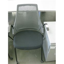PADDED 2DR GREY MOBILE PED