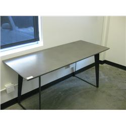 26 X 63 INCHES WORK TABLE GREY