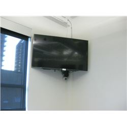 SONY 48 INCH LCD TV WITH MOUNT