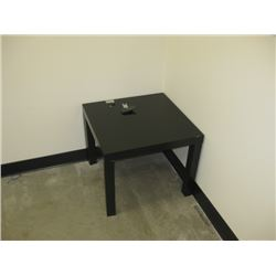 IKEA SQUARE SIDE TABLE