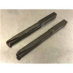 LOT OF BORING BARS