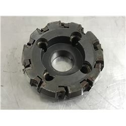 MISC. INDEXABLE FACE MILL