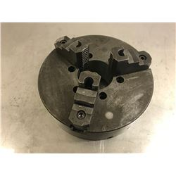 "12"" 3 JAW LATHE CHUCK *TAG WORN*"