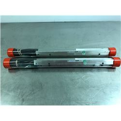 (2) EXAIR 18 IN. SUPER ION AIR KNIFE WITH DIRECTED FLOW