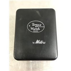 WATERS 651C-3 TORQUE WATCH GAUGE