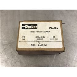 PARKER R364-01B MINIATURE REGULATOR