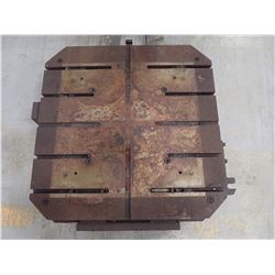 "31"" x 31"" T-Slotted Table / Pallet"