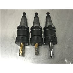 BT40 COMMAND #B4-C4 TG100 COLLET CHUCKS