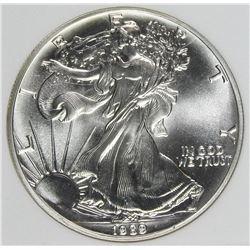 1989 AMERICAN SILVER EAGLE